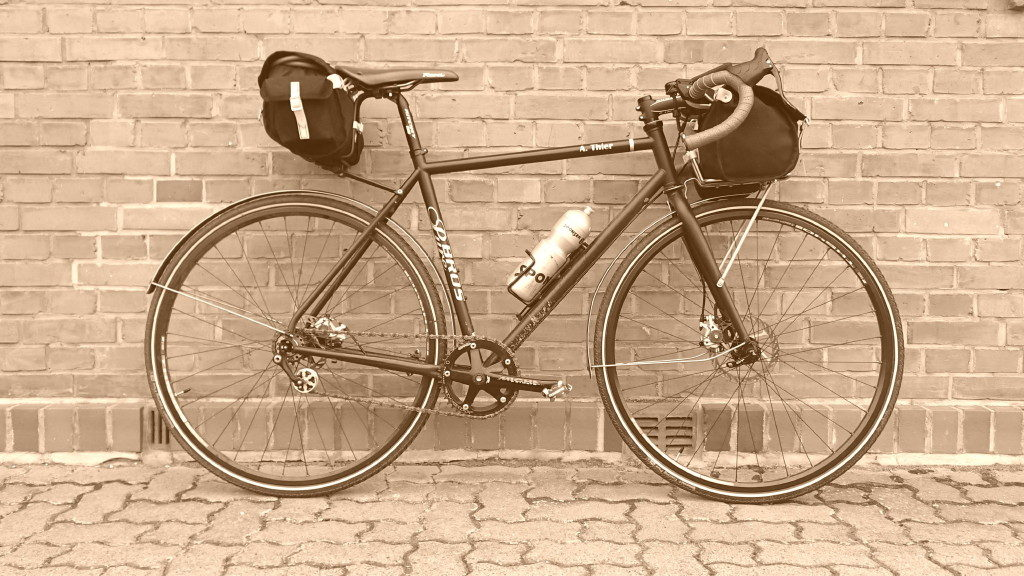 Pure Bros Single Speed Tourer
