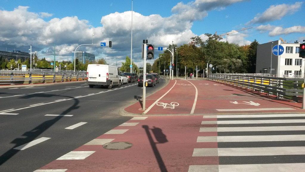 Rad-Infrastruktur in Posen