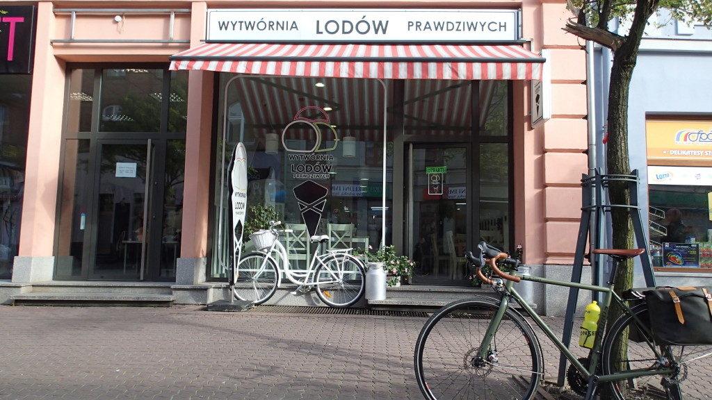 Stylische Café in Gnesen