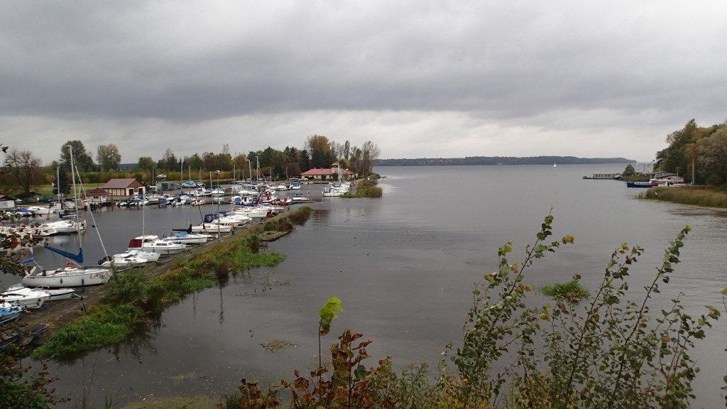 Flußsegelhafen