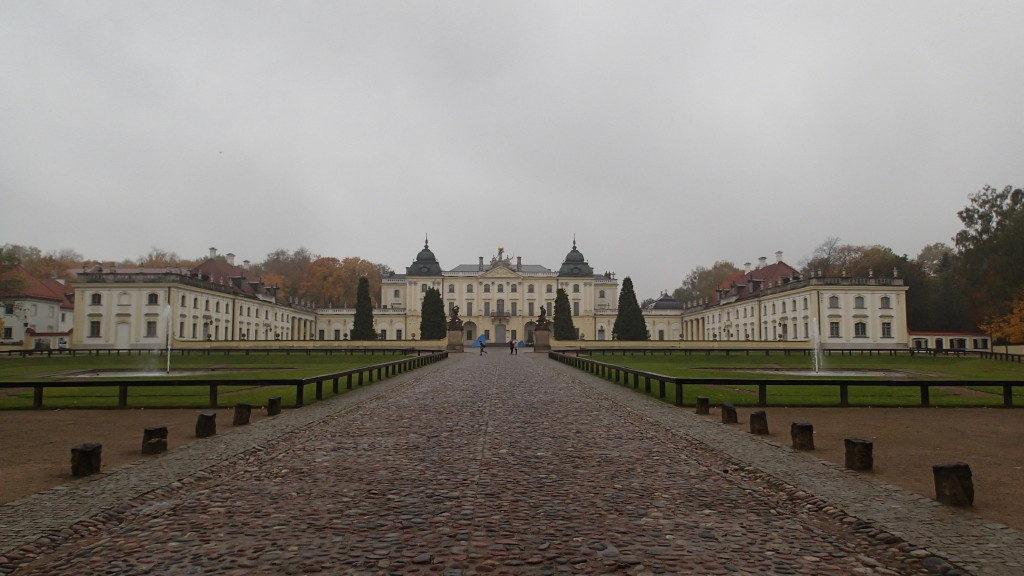Branicki-Palast, heute Medizinische Universität