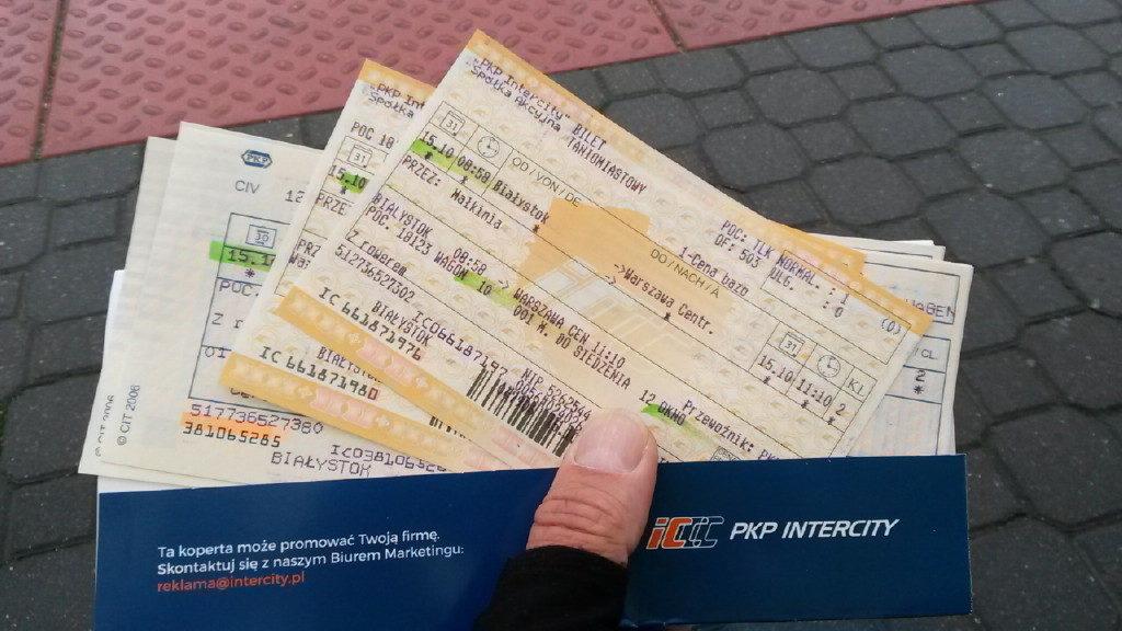 Begehrte Tickets