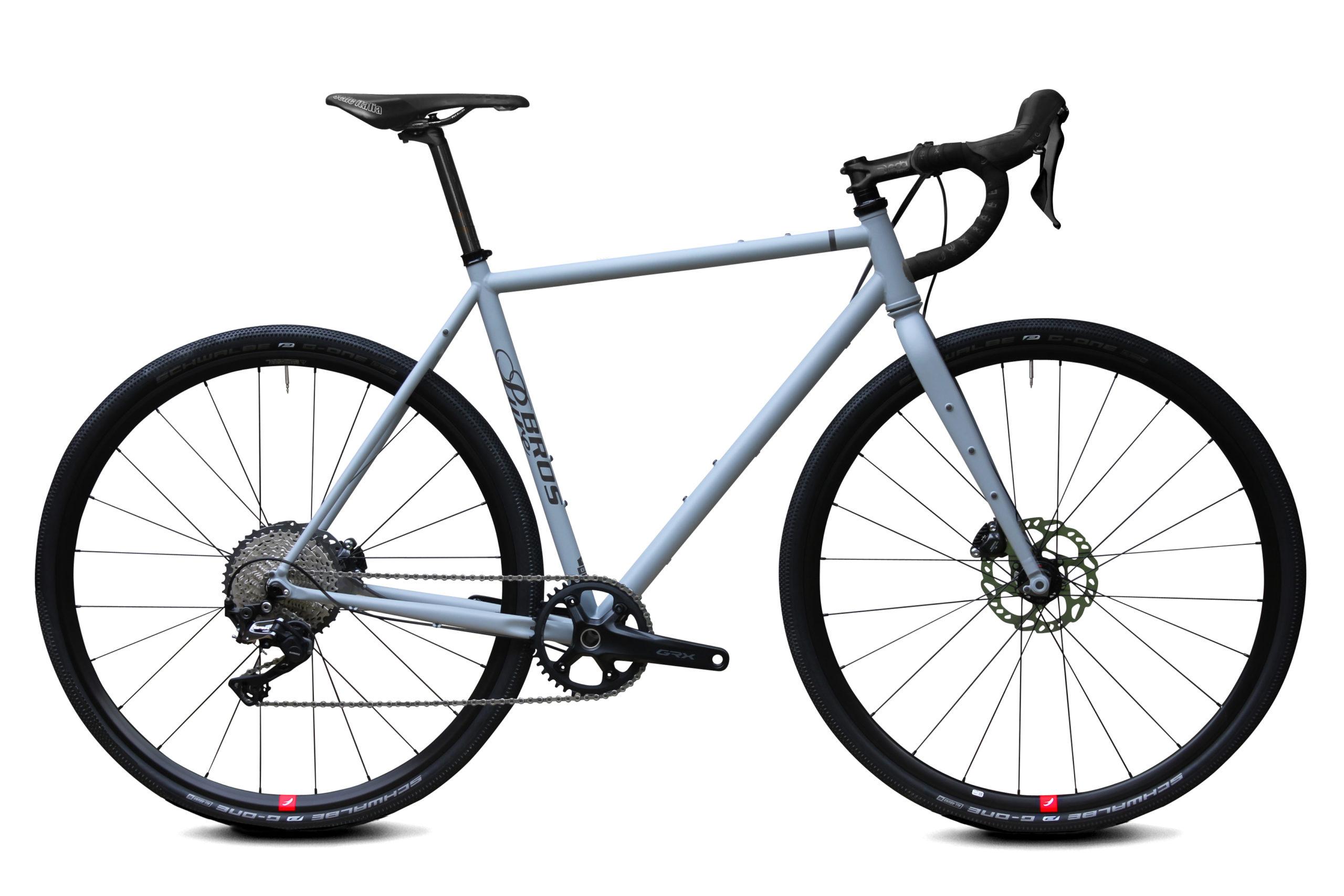 Stahlrahmen Gravel Bike Expedition