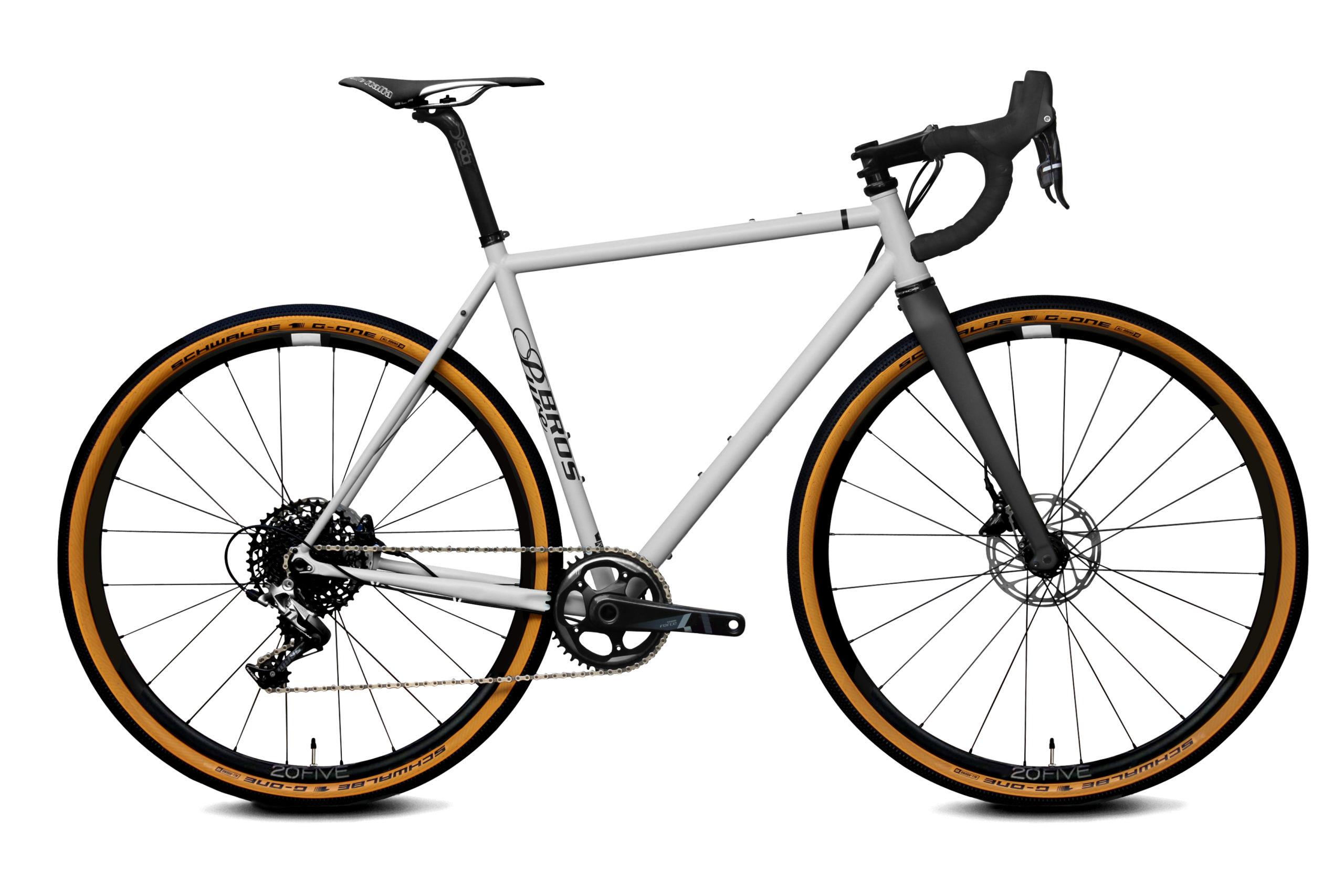 Stahlrahmen Gravel Bike Pro